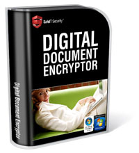 SafeIT File Encryption screenshot